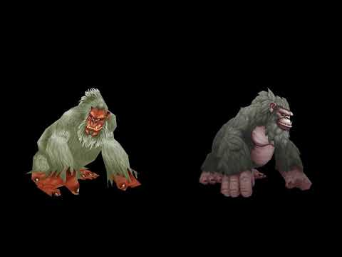 8.0.1 Battle for Azeroth. WoW Models Update [OLD vs. NEW]