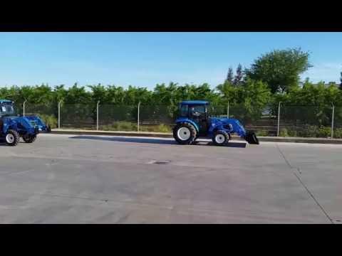 LS Tractor - XR4046HC v XR4145HC