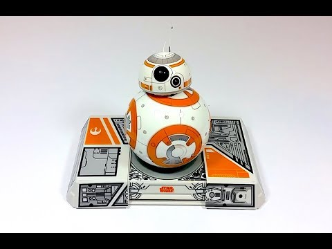 Sphero BB-8 With DROID TRAINER Review