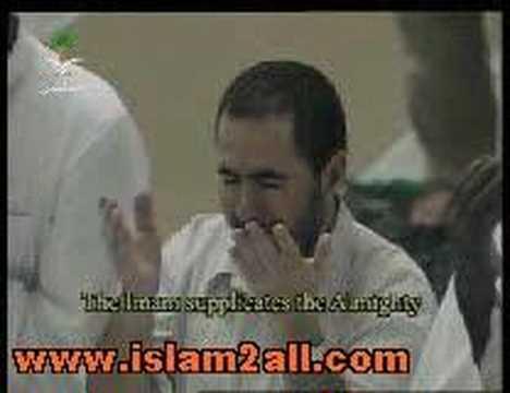 فيديو دعاء القنوت للشيخ عبد الرحمن السديس