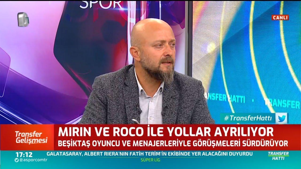 Mehmet Emin Uluç'tan Beşiktaş için Flaş Forvet Açıklaması!