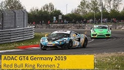 ADAC GT4 Germany Rennen 2 Red Bull Ring 2019 Re-Live
