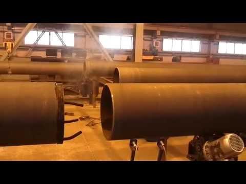 Видео Оцинкованная труба в сыктывкаре