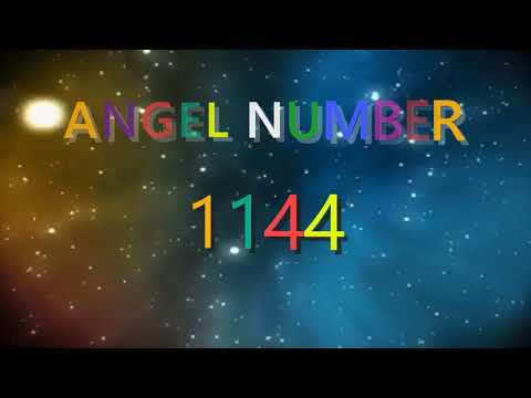 1144 angel number | Meanings & Symbolism