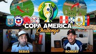 GOL o FALLO en la COPA AMÉRICA 2019 con ROBERT PG
