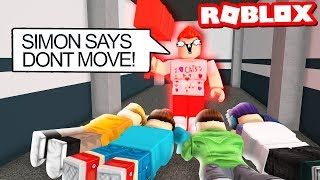 IMPOSSIBLE SIMON SAYS IN FLEE THE FACILITY! (Roblox Flee the Facility)