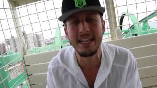 How To Rap On A Ferris Wheel Like A Boss