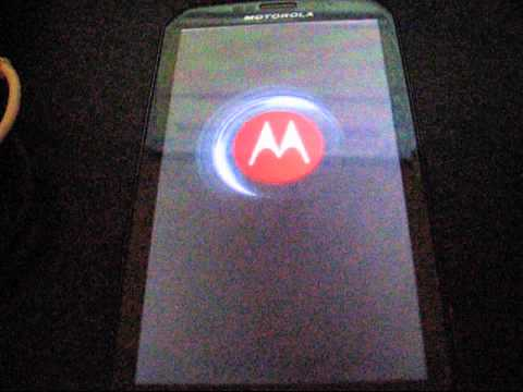 How to update your Motorola Photon to system version 45.2.7
