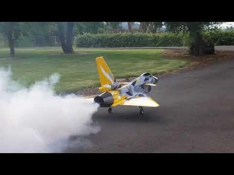 Carf J-10 Smoke On