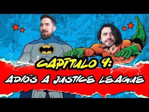 La Liga de los Súper Cuates #09: Adiós a Justice League