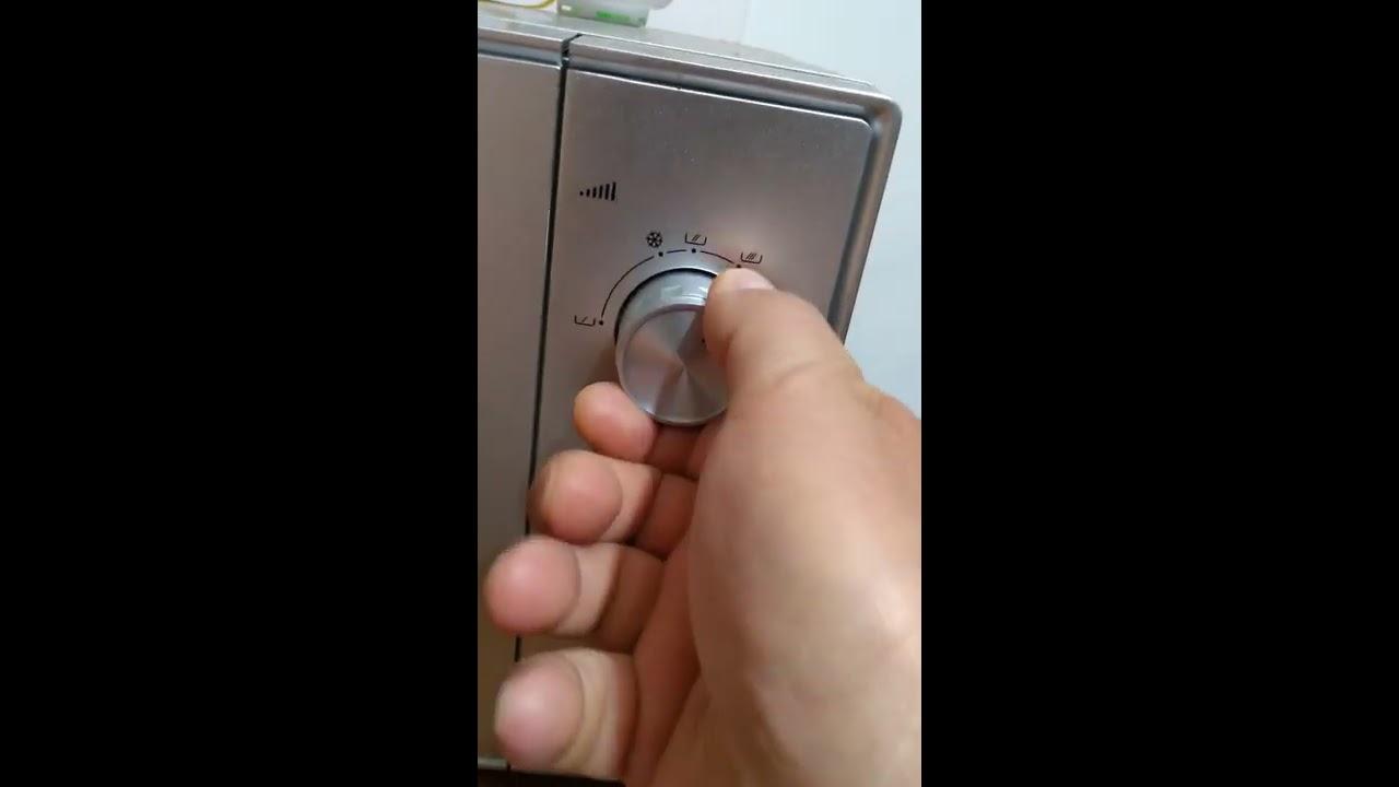 Cum setăm și putem folosi cât mai eficient cuptorul cu microunde...