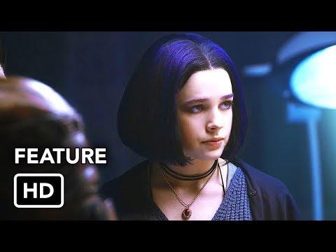 """Titans (DC Universe) """"Raven"""" Featurette HD"""