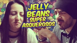 BEAN BOOZLED CHALLENGE! Jelly Belly Beans Super Asquerosas!