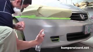 Fix Bumper Scrapes:  DIY Kit