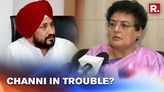 NCW seeks action against New Punjab CM over 2018 Metoo Case