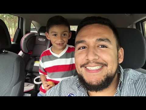 Santiago Gets Glasses | VLOG | Texas Dad Blog