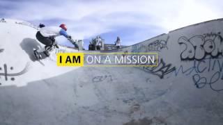 Skateboarding in California Badlands shot in 360° | Nikon KeyMission 360 Action Camera thumbnail