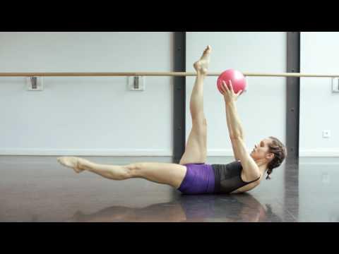 Abs workout avec BarreShape® Paris; exercices pour des abdos au top