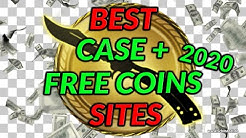 Die besten CS:GO Free Coins & Free Case Skin Seiten 2020
