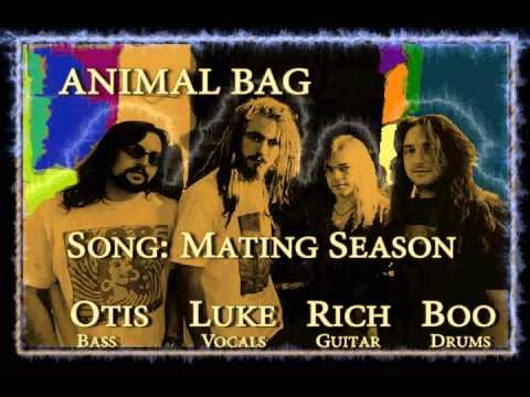 Animal Bag  Mating Season  -RIP Boo & Rich