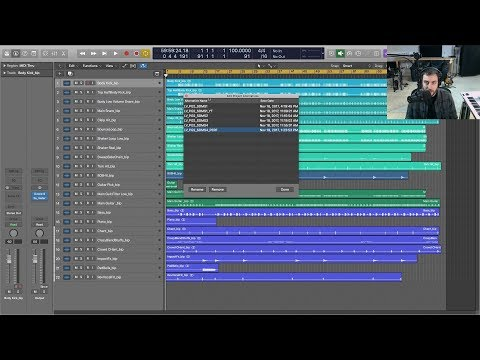 Save Mix Versions Easily in Logic Pro X