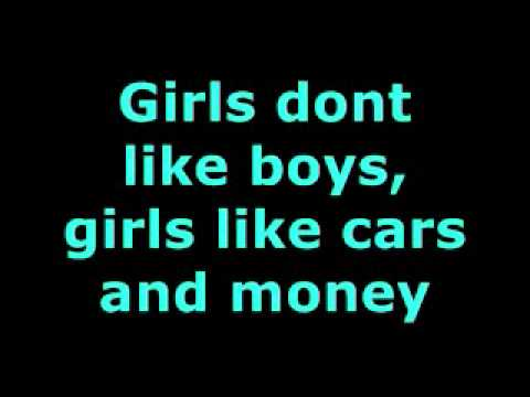 Girls Don't Like Boys (lyrics)
