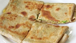 Egg Paratha Recipe | Nisa Homey