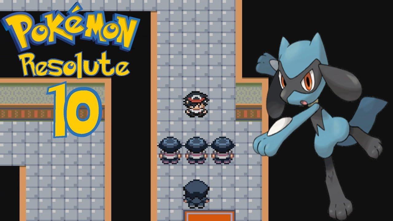 pokemon resolute evolution list