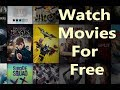 Best websites to watch movies online for free 2017