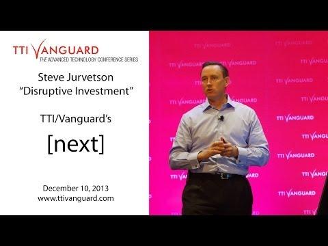 "Steve Jurvetson's ""Disruptive Innovation"" at TTI/Vanguard's [next]"