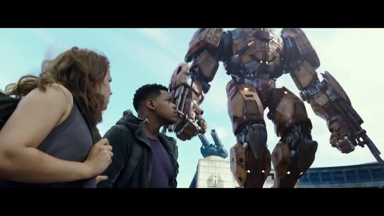 Download Pacific Rim 2 Uprising Final Trailer 2018