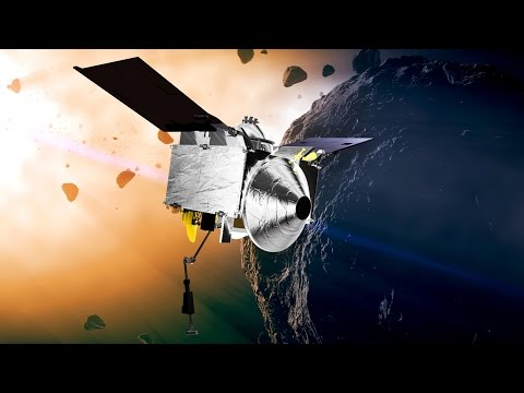 NASA's OSIRIS-REx Asteroid Sample Return Mission