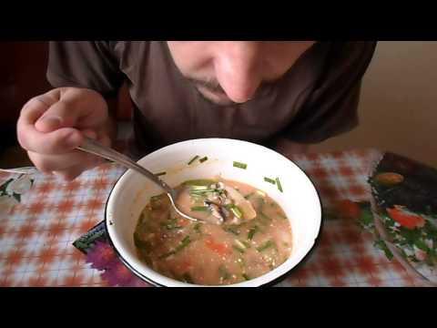 суп из кильки в томатном соусе рецепт с фото с перловкой