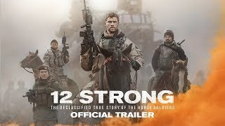 12 STRONG Trailer Review by Hollywood Watcher