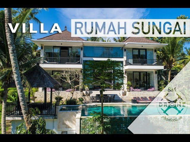 Villa Rumah Sungai - Singapadu - Bali