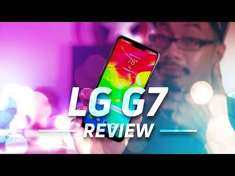 LG G7 ThinQ Review: Bright, Loud, and Smart.