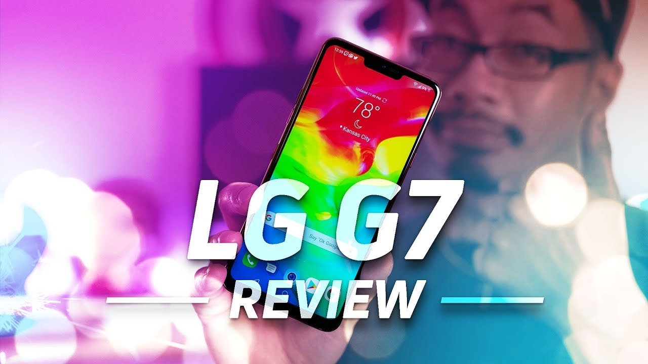 LG G7 ThinQ review: Bright, loud, and smart - Android Authority