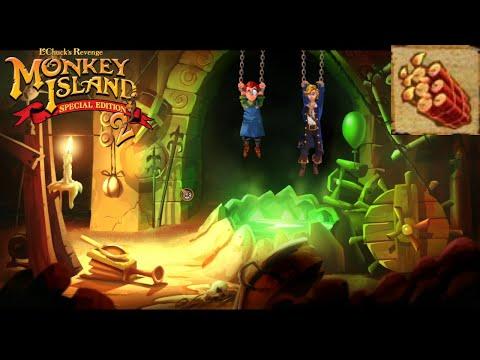 Monkey Island 2 Special Edition: LeChuck's Revenge - Achievements - FIVE MINUTES LATER ... |