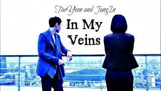 "Video TaeYeon and JungIn ""In My Veins"" --Vampire Prosecutor download MP3, 3GP, MP4, WEBM, AVI, FLV Juli 2018"
