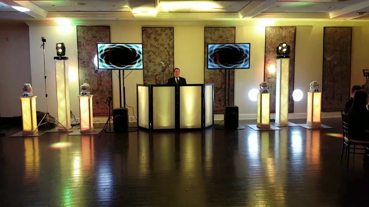 Li Wedding Dj Mc Lessings Stonebridge Country Club Videos Lighting Stan Wiest Music