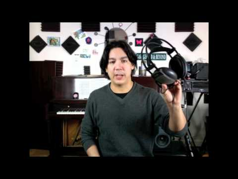 How to build a home recording studio FOR BEGINNERS!