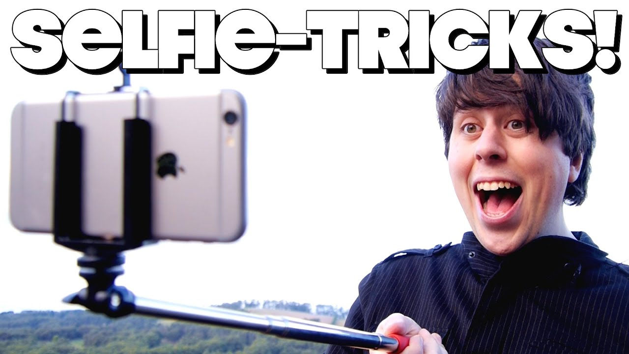 top 5 fun ways to use a selfie stick youtube. Black Bedroom Furniture Sets. Home Design Ideas
