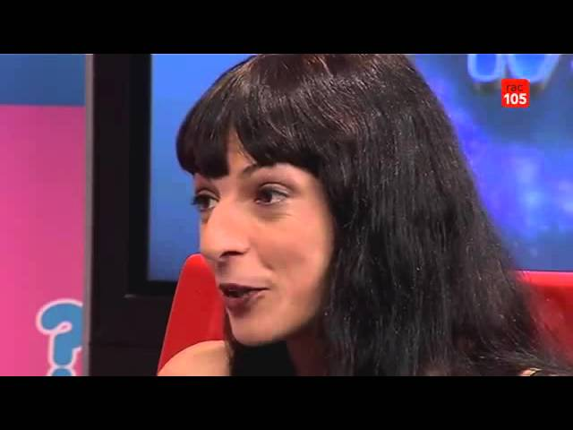 PERDONATV octubre 2015 entrevista a Roser Amills
