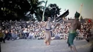 H Rizal Kamandanu Bocor Ko Lawan Macan Loreng Oenarukan