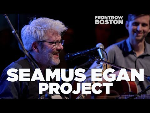 Seamus Egan Project – Live at Fraser