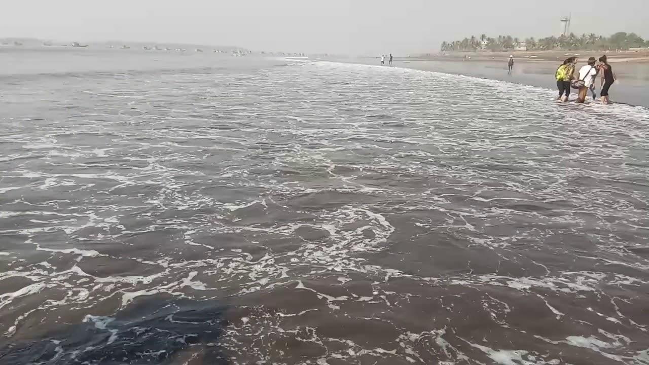 Full Masturbation On Arnala Beach Youtube