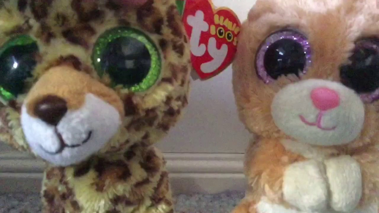 6f4ef36dc83 Opening Beanie Boos Speckles   Carrots (224   225) + New Teenie Beanie Boos  + Retirements ...
