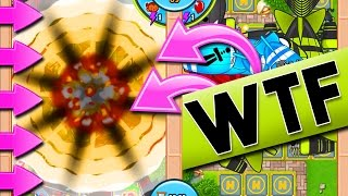 Bloons TD Battles  ::  INSANE LATE GAME  ::  MAX HELI VS MAX PLANE :: BTD BATTLES