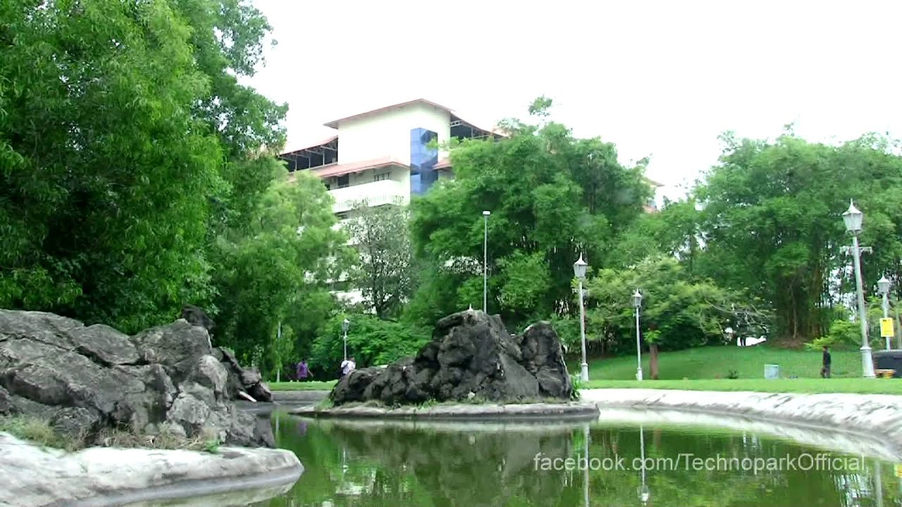 Technopark - India's Greenest and Biggest IT Park - Página