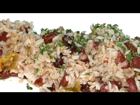 Rice & Beans Made With Coconut Milk : Summer Grilling & More